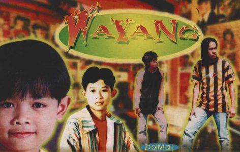 "Band WAYANG Release single terbaru ""PASTI BISA"""