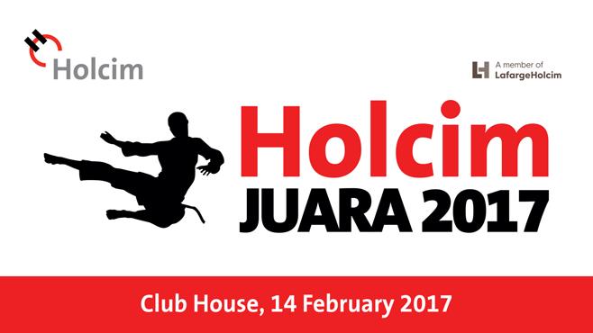 Holcim Juara 2017